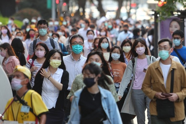 Taiwan observes a surge in domestic COVID-19 infections in recent weeks.