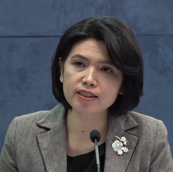TAO spokeswoman Zhu Fenglian