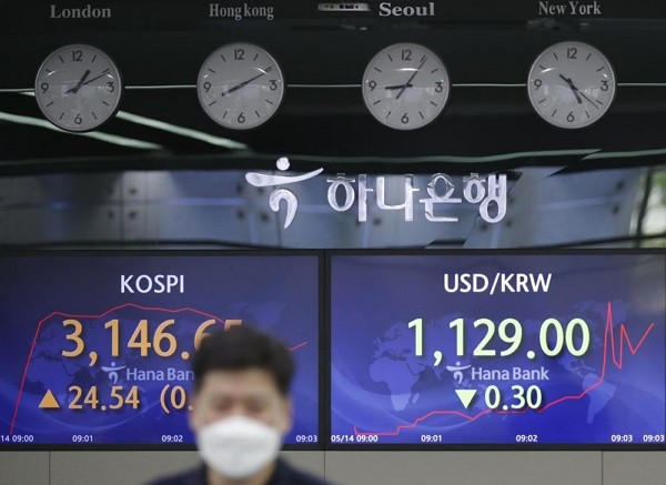 Asian shares rose Friday after Wall Street put the brakes on a three-day losing streak with a broad stock market rally powered by Big Tech companies a...