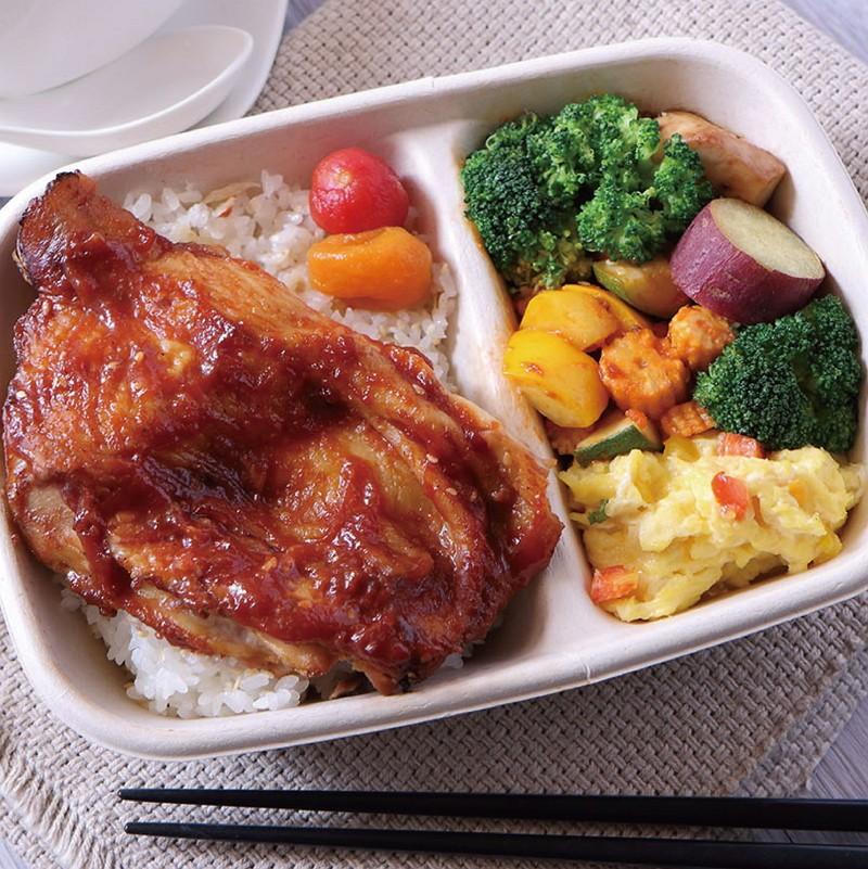 台北老爺外帶餐  為防疫助一臂之力