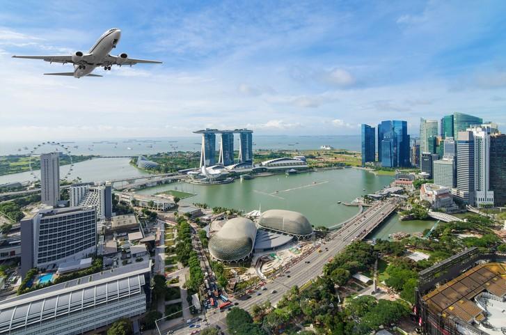 台灣本土疫情延燒,新加坡17日起加強相關邊境管制措施。(示意圖/Getty Images)