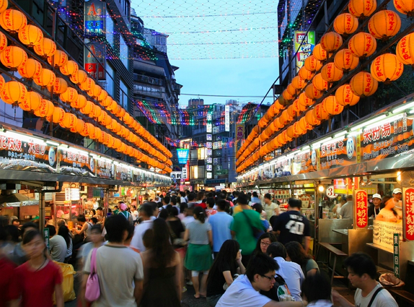 KeelungMiaokou Night Market
