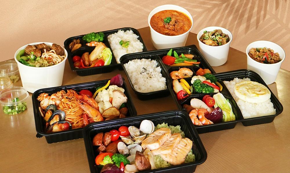 香格里拉台南遠東飯店推出外帶餐食 家庭合菜單點、中西便當、手工麵包三餐便利帶回家