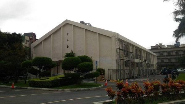The activity center at National Open University inLuzhou District, New Taipei City (Facebook,National Open University photo)