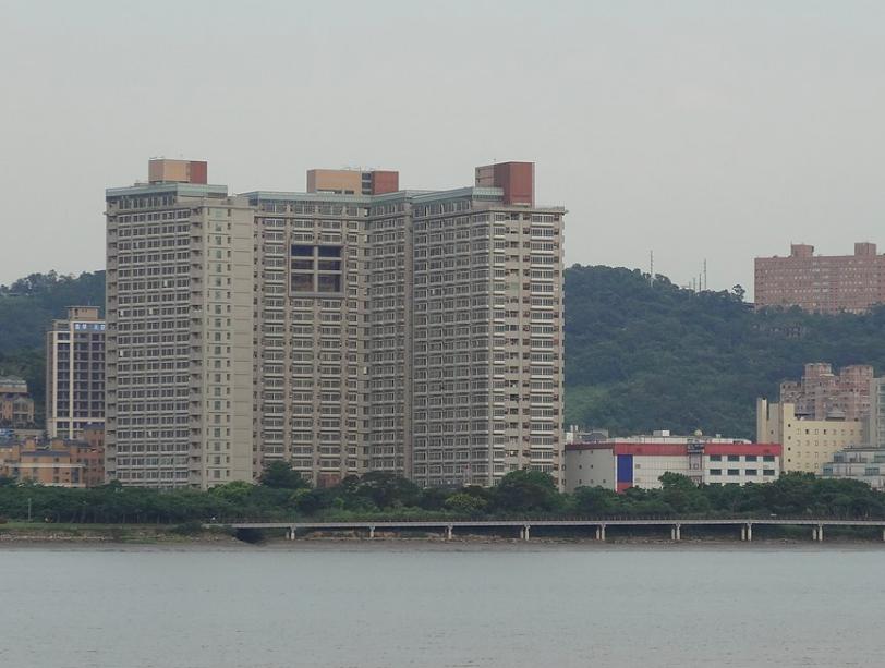 淡水馬偕醫院(圖/維基百科)