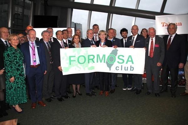 European Formosa Club.