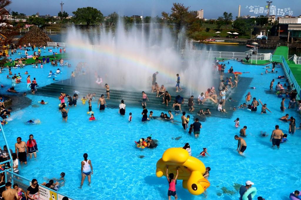 全台灣進入第三級警戒,宜蘭縣長林姿妙今(20)日宣布,年度宜蘭國際童玩藝術節將取消。(圖/官方臉書)
