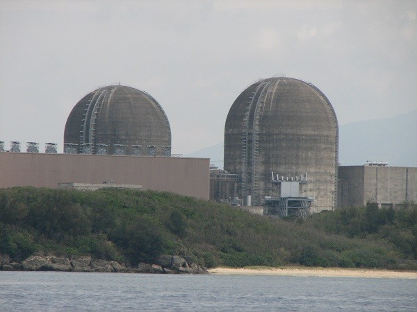 The third nuclear power plant at Kenting, Pingtung County
