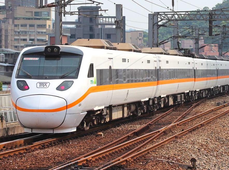 台灣一名確診者20日搭乘278次太魯閣號從七堵到花蓮,旅途間更二度換座位(圖/維基百科)