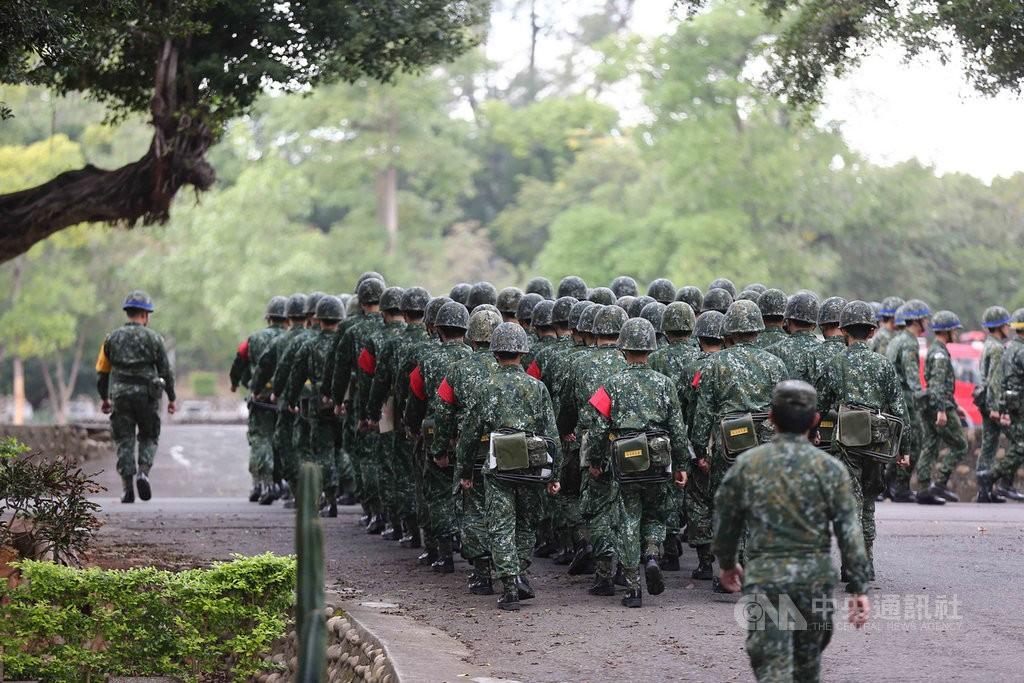 台中市22日新增11例確診,其中2例為陸軍十軍團人員及其配偶。(示意圖/中央社檔案照片)