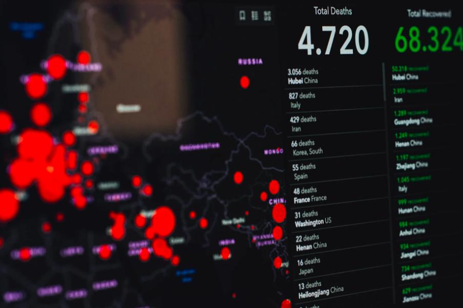 指揮中心24日大力闢謠親揭三點假消息特性,並稱多起來自境外企圖干擾台灣防疫。(示意圖/Pexels)