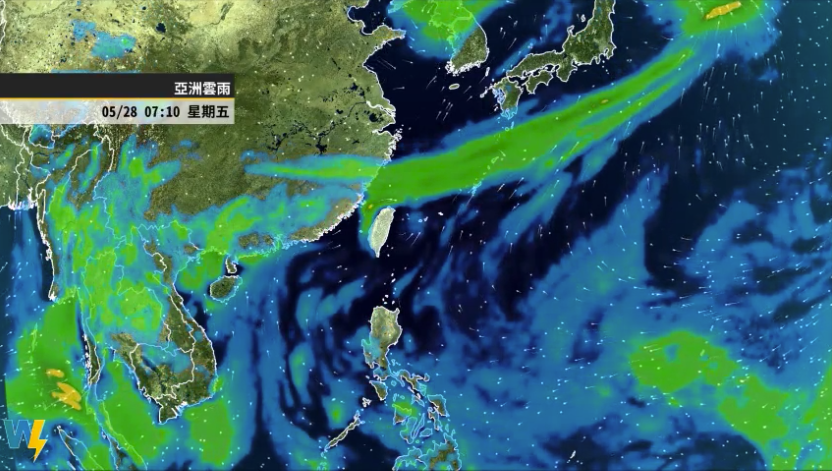 氣象專家彭啟明指出,本週兩波鋒面帶來雨水,但未必能解除旱象。(來源:翻攝自彭啟明臉書)