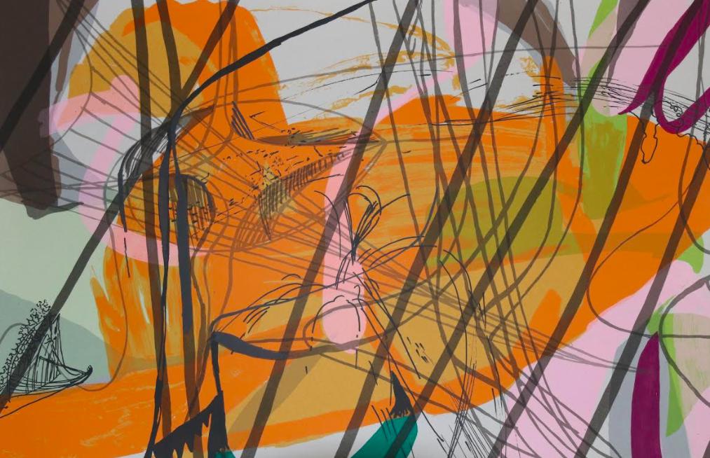 台灣旅西藝術家周明毅將於西班牙第5屆Hybrid當代藝術博覽會展出,31件創作呈現疫情籠罩下藝術家對於生命的敬畏與反思(圖/文化部)