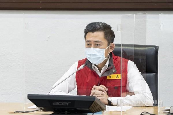 Hsinchu City Mayor Lin Chih-chien
