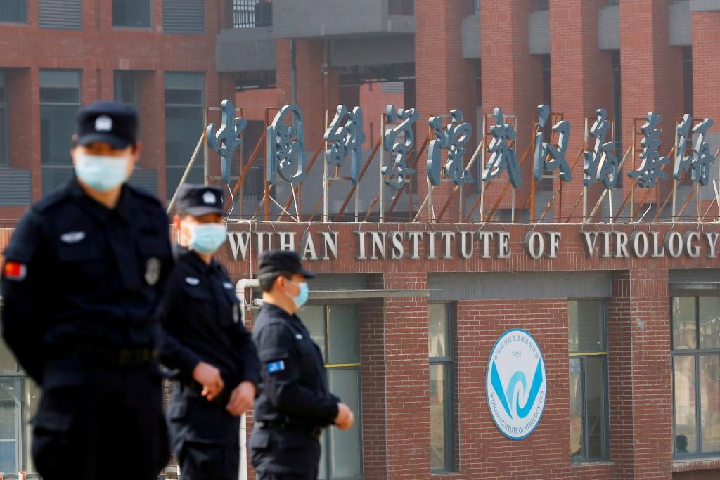 Wuhan Institute of Virology. (Reuters photo)
