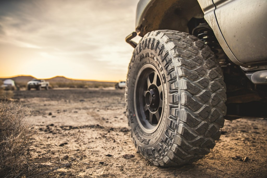 Taiwanese tires face tariffs in the U.S. (Facebook, Maxxis photo)