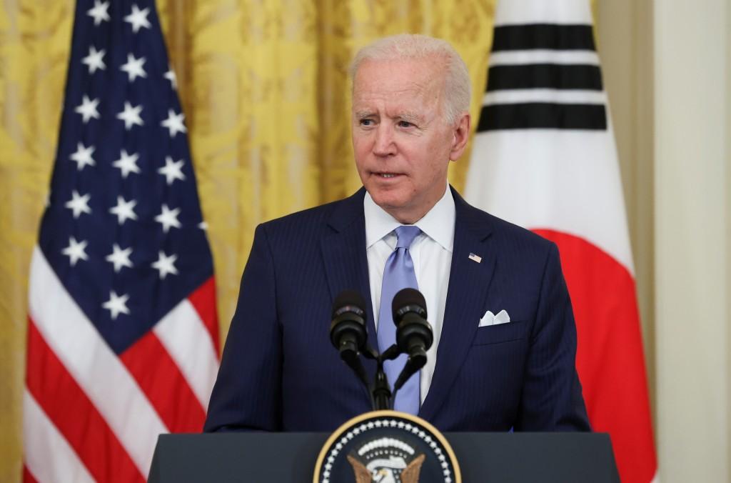 President Joe Biden. (Reuters photo)