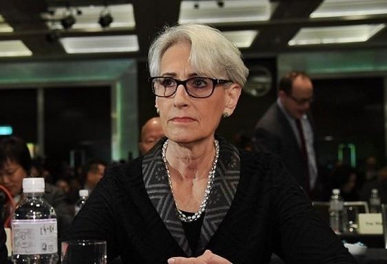 美國副國務卿薛曼(Wendy Sherman)(來源:中央社)