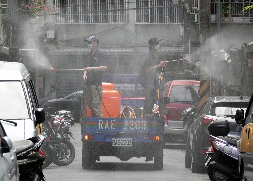 Taipei City plans to prepare for a Level 4 COVID alert