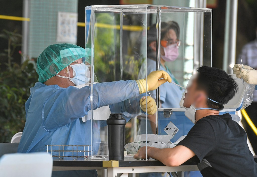 Taiwan's medical professionals are on the frontline daily. (Taiwan Medical Association photo)