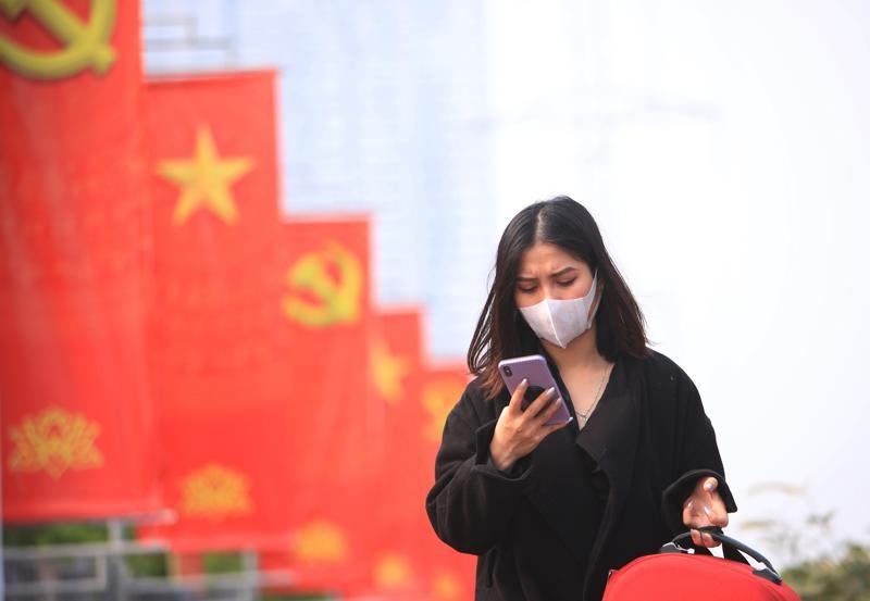 越南街頭(圖/美聯社)