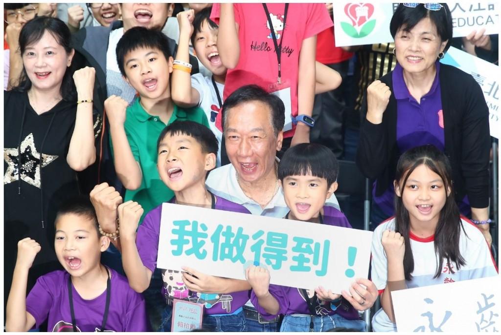 【更新】郭台銘採購BNT疫苗•妻子曾馨瑩代表遞件 「疫苗採購不是上街買菜」•將與政府密切合作