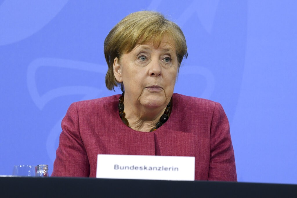 U.S. security agency spied on Merkel, other top European officials through Danish cables - broadcaster DR