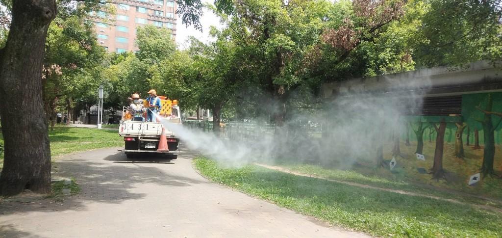 防疫優先! 公園設施封閉至6月14日止