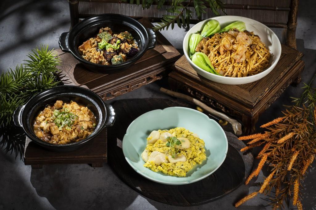 香格里拉台北遠東國際大飯店-香宮防疫美食 米其林餐盤推薦佳餚帶著走