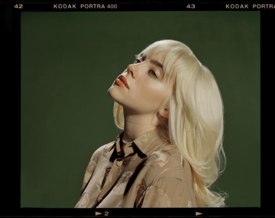 怪奇比莉於3日推出全新單曲《Lost Cause》(圖/環球西洋)