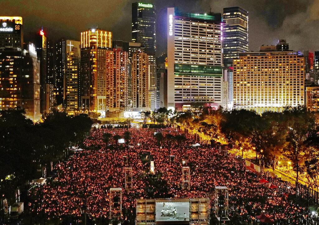六四事件32周年!全球珍視民主自由與人權法治 台灣陸委會籲中國早日還權於民