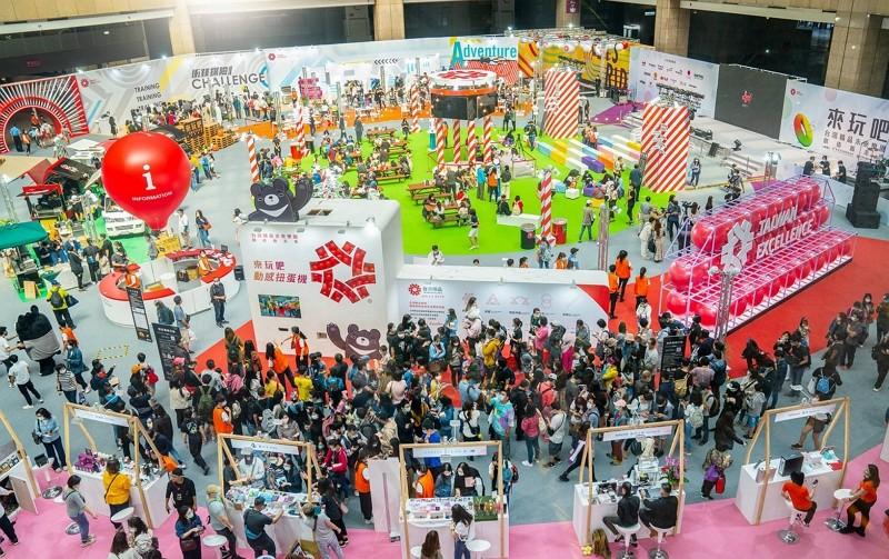 Taiwan Excellence expo (Facebook, TAITRA photo)