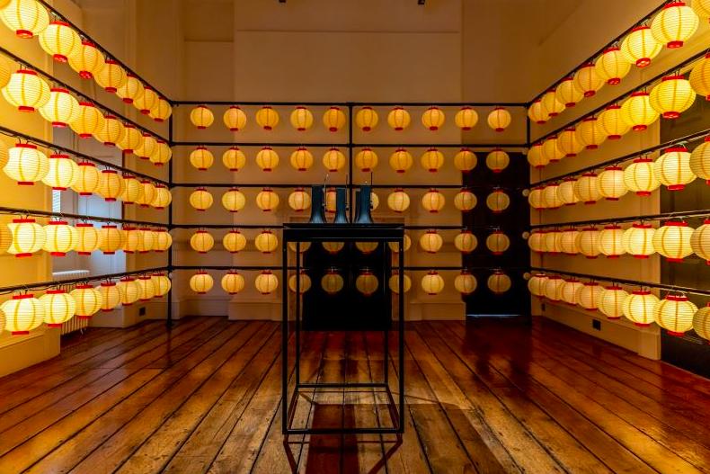 倫敦設計雙年展疫情下開展 台灣傳統信仰結合科技撫慰人心