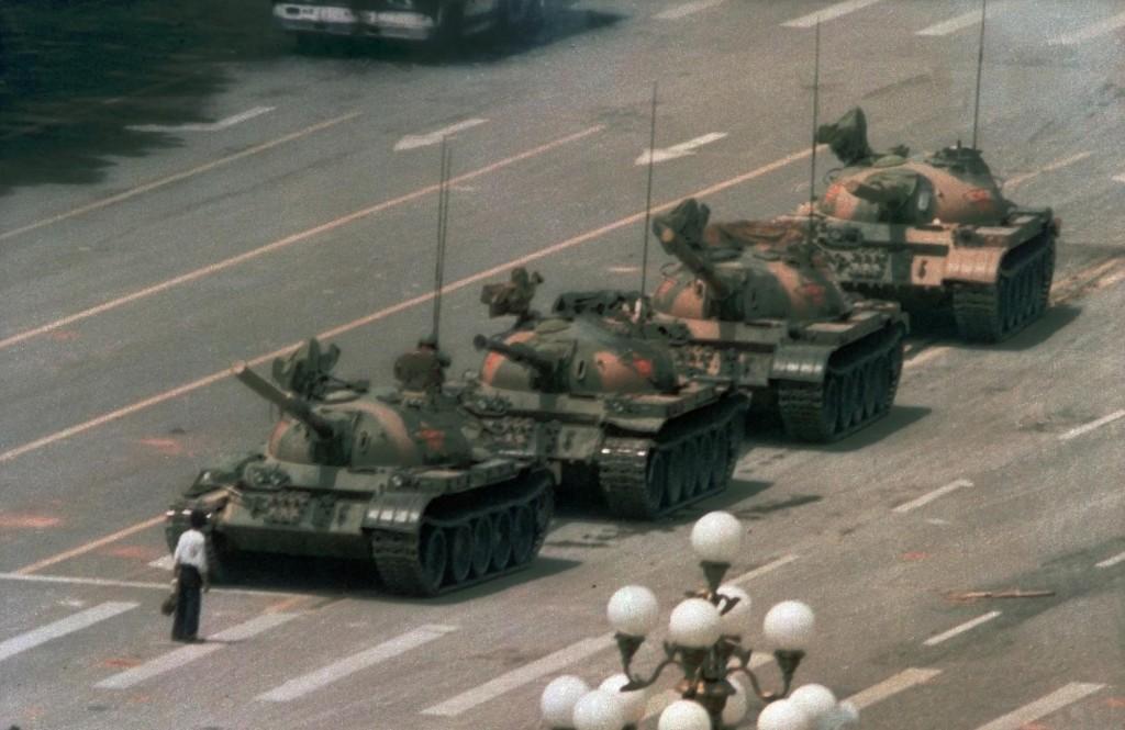 六四事件32週年集會 主辦人稱「台灣是這場記憶戰爭的關鍵」