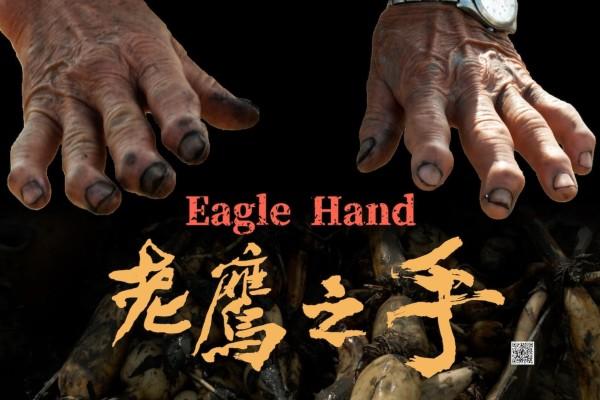 """Eagle Hand"" film poster (Facebook, @2020EagleHand image)"