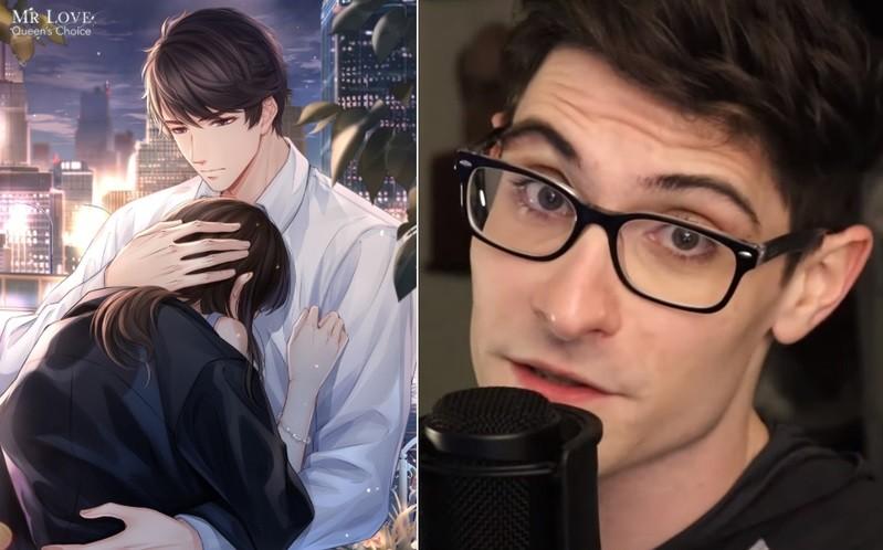 Character Victor (left), Jonah Scott (right). (Facebook, MrLoveGame image/YouTube, Jonah Scott image)