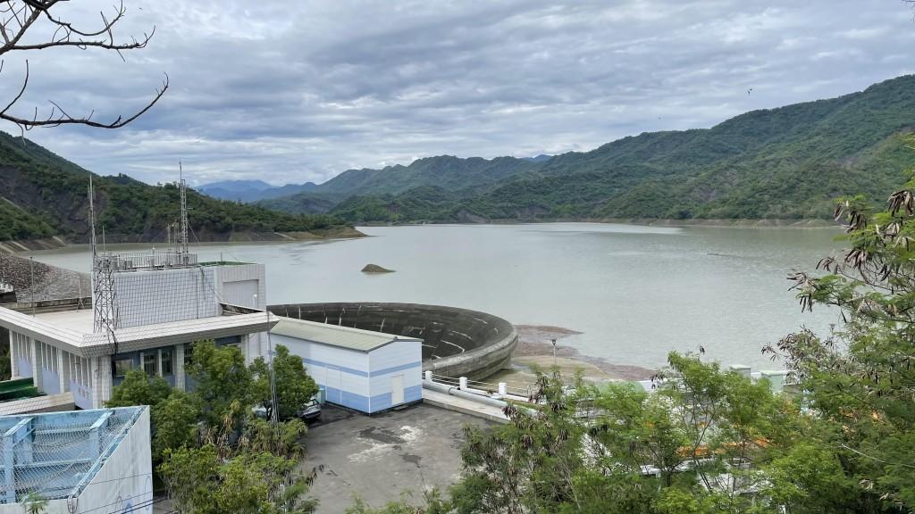 Nanhua Reservoir (Taiwan News photo)