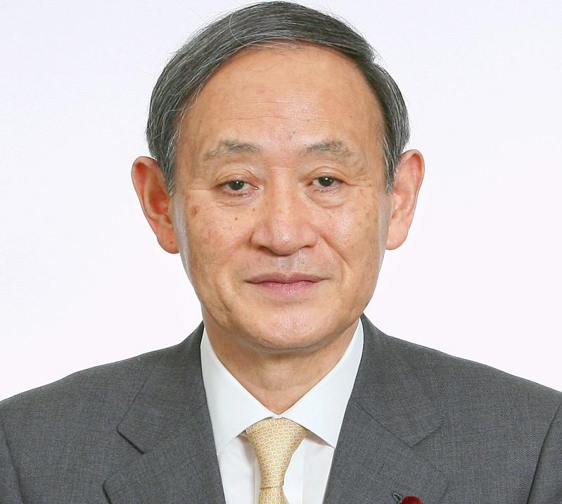 Japanese Prime Minister Suga Yoshihide (Prime Minister's Office of Japan photo)