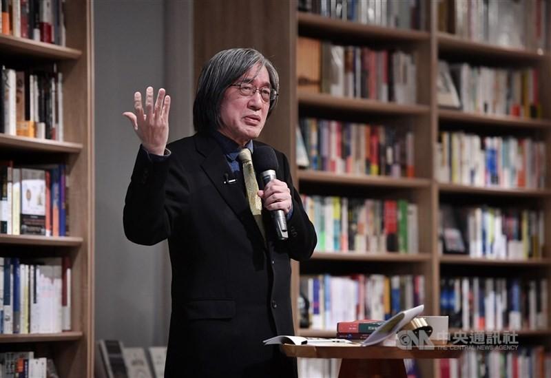 電商大老的PChome集團董事長詹宏志。(圖/中央社)