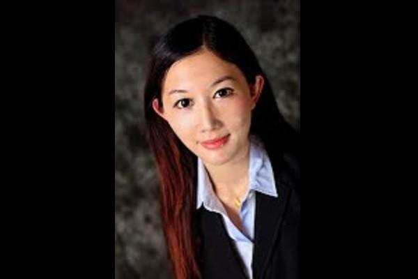 Xu Shanshan. (University of California, Irvine photo)