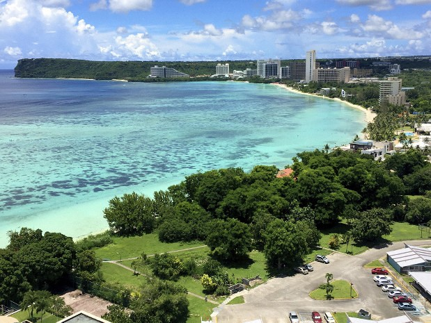A Taiwanese company offers its staff a vaccination holiday in Guam