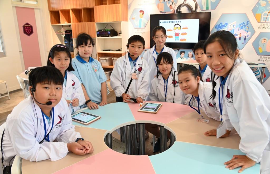 防疫期間感謝有您 學校及幼兒園教師設計豐富多元資源線上學