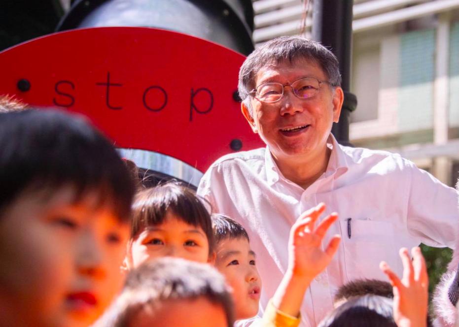 Delta變種病毒侵入,台北市長柯文哲認為台灣距離解封還很遙遠(圖/柯文哲臉書)