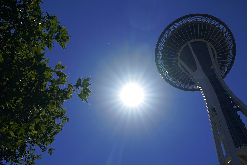 Ruthless Heat Wave Baking U.S. Northwest Triggers First Blackout