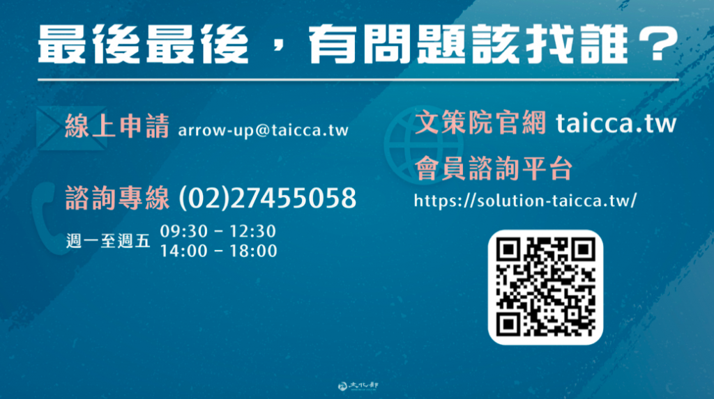懶人包!台灣文化部出任保人推「藝文紓困貸款」 首年利率政府出最高可貸600萬