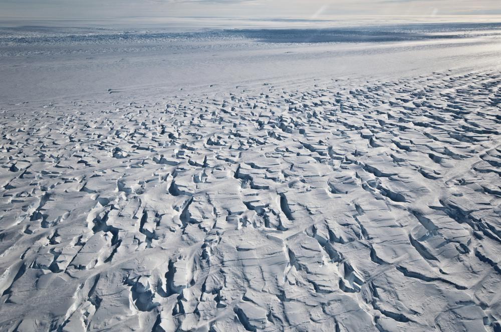 南極派恩島冰川(圖/AP)