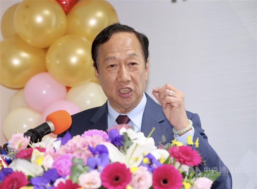 鴻海創辦人郭台銘今(4)日上午發聲明表示,如果希望所有20歲以上年輕朋友都打得到疫苗,請不要再報導進度、臆測內情,不然只會妨害台灣取得疫苗...