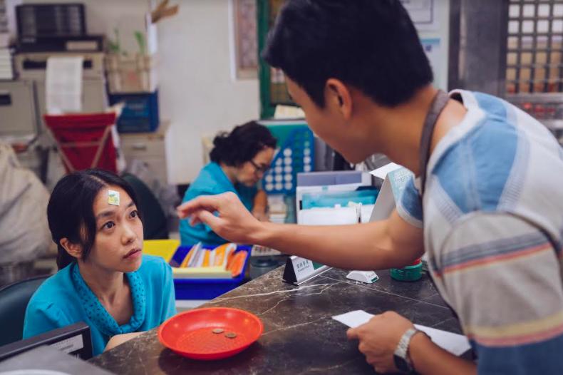 台灣劇情片《消失的情人節》榮獲義大利第23屆烏迪內遠東國際影展兩大獎。(圖/文化部)