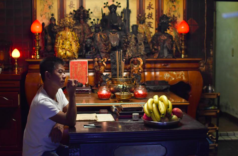 《神人之家》成為全球七部之一入選威尼斯市場展的紀錄片(圖/飛望影像有限公司)