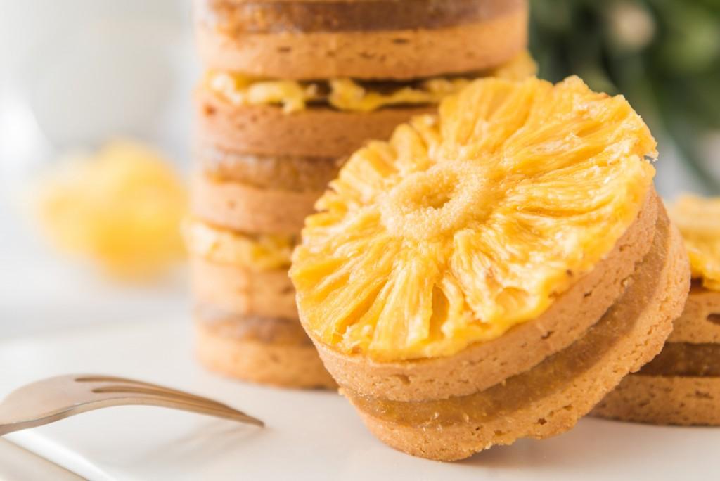 華泰大飯店集團與小農廠商「旺萊獅」攜手合作  超越傳統以翻轉為概念推出太陽造型「華泰鳳梨酥」
